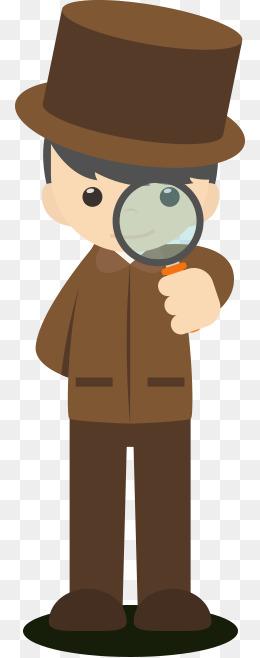 PNG Detective Cartoon - 153033
