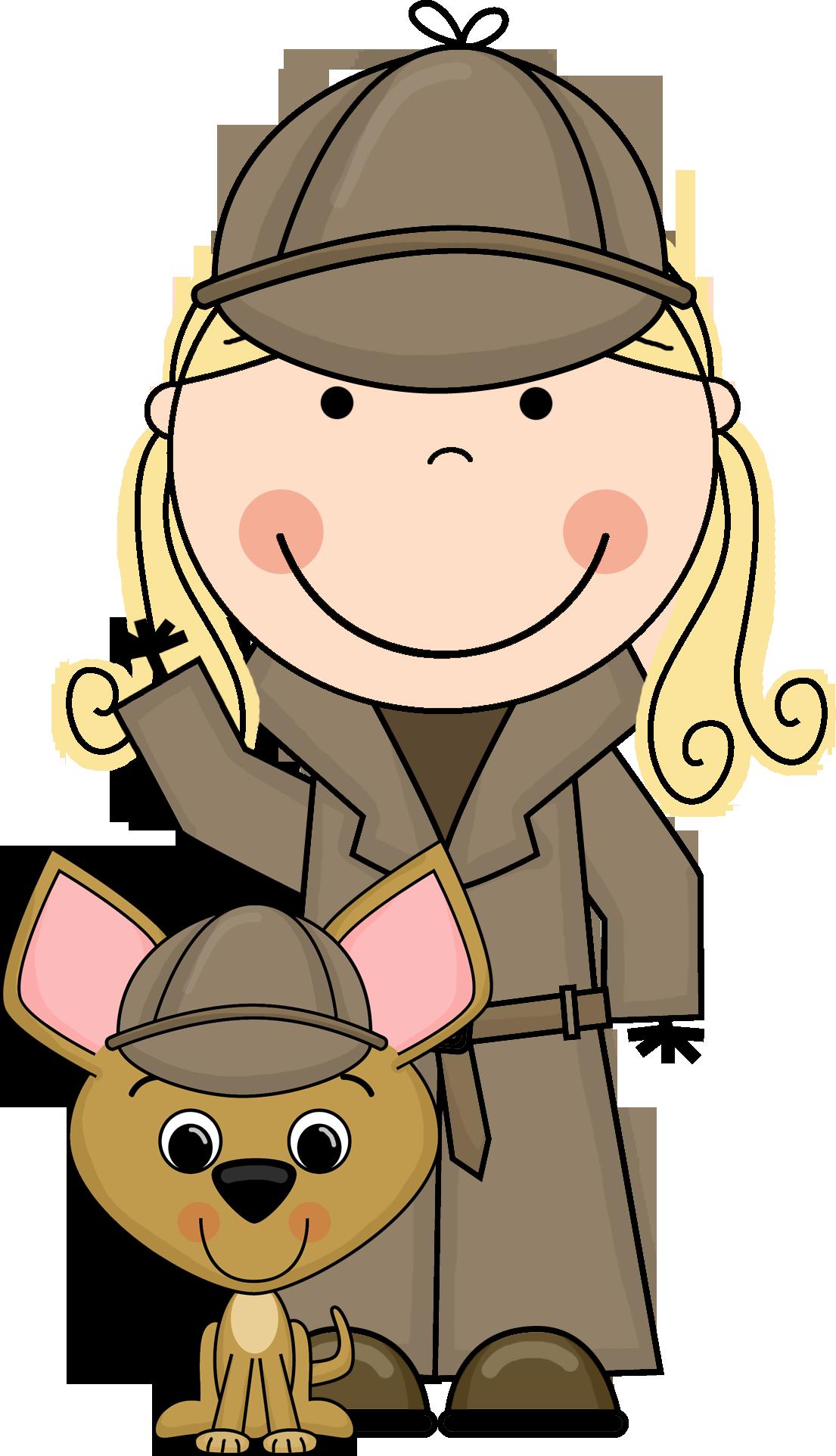 PNG Detective Cartoon - 153040