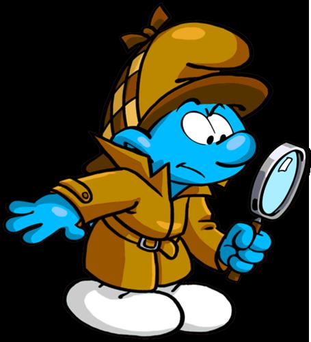 PNG Detective Cartoon - 153021