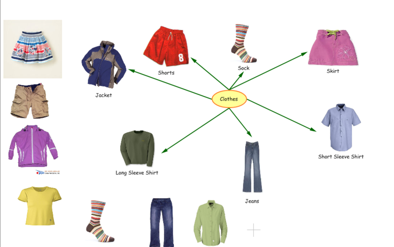 PNG Different Kinds Of Clothes Transparent Different Kinds ...