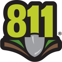 Call 811 before you dig - PNG Dig