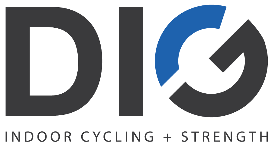 DIG Indoor Cycling   Strength - PNG Dig
