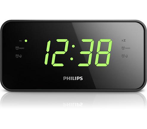 Clock Radio - PNG Digital Alarm Clock