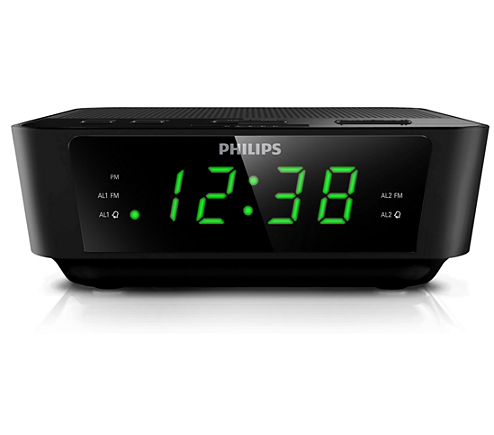 Digital tuning clock radio - PNG Digital Alarm Clock