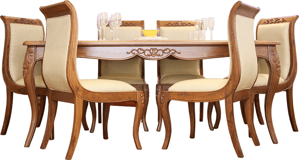 PNG Dinner Table - 135187