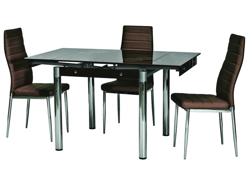 PlusPng.com Popular Modern Dining Room Png Modern Dining Room Png  Extendable Dining Room .