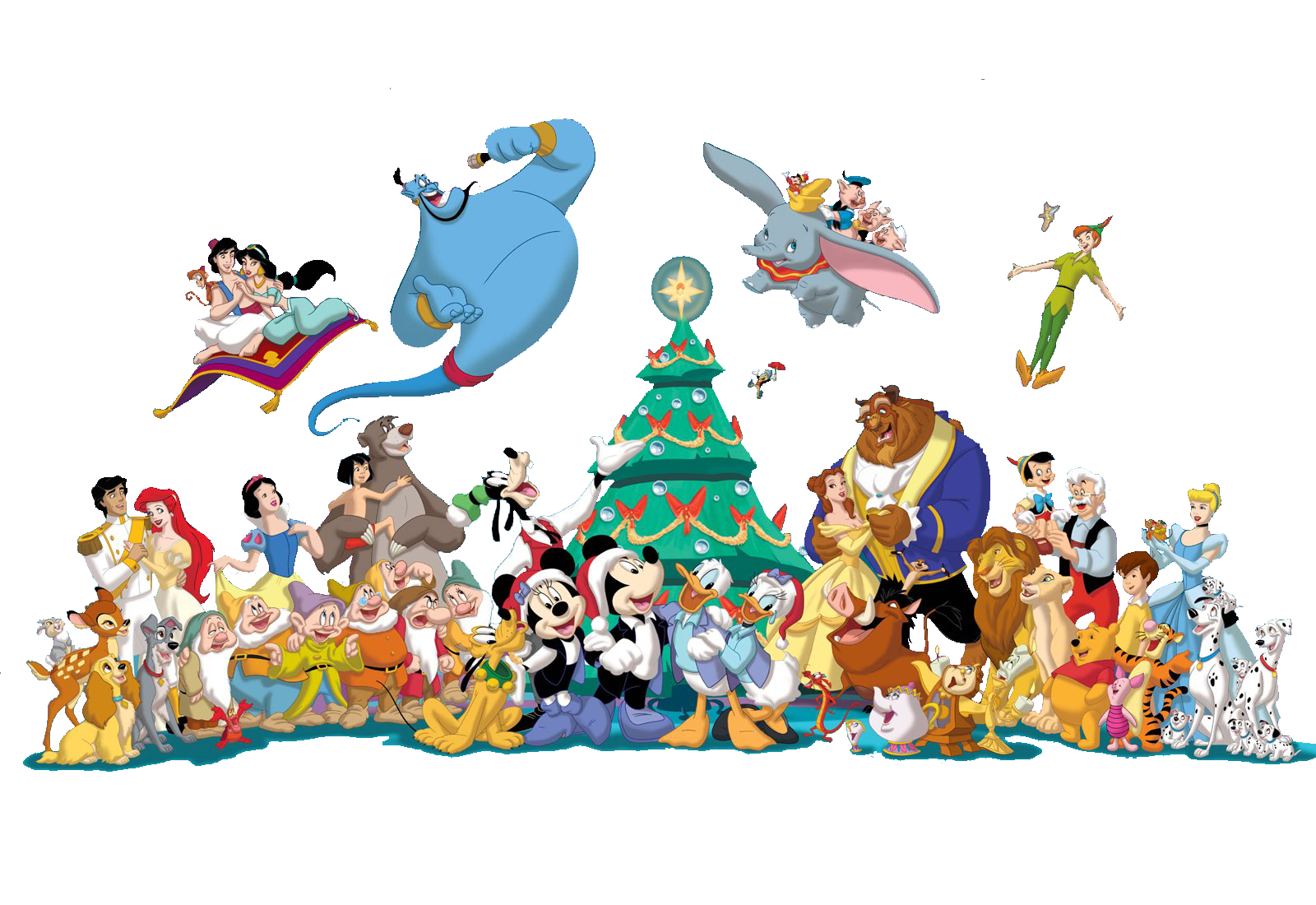 PNG Disney Characters - 144697