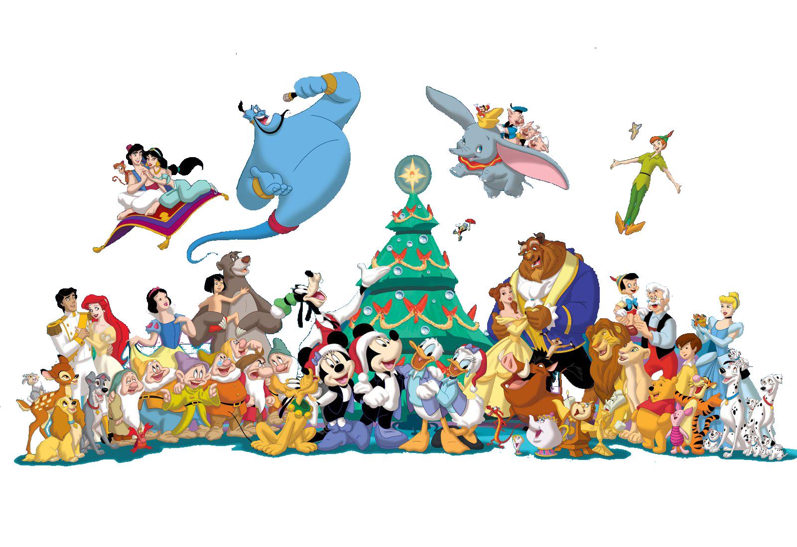 PNG Disney Characters Transparent Disney Characters PNG