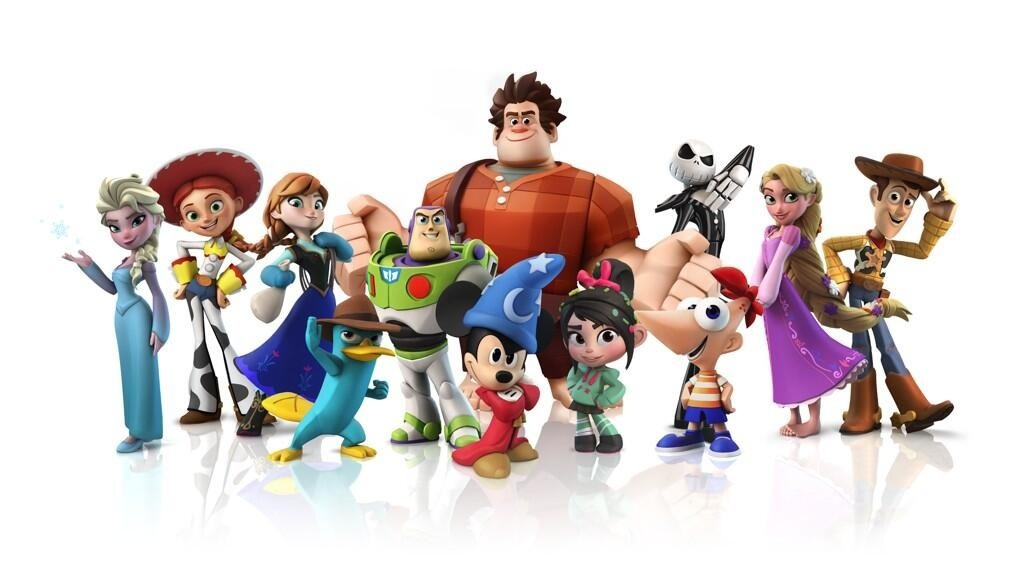 PNG Disney Characters - 144691