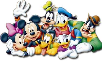 PNG Disney Characters - 144694