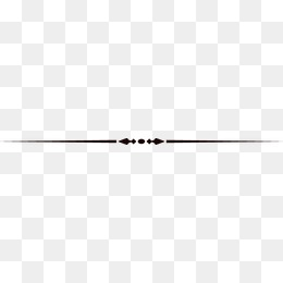 Creative simple dividing line, Frame, Dividing Line, Retro Pattern PNG and  Vector - PNG Divider Lines