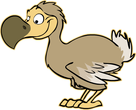 pin Dodo clipart extinction #10 - PNG Dodo