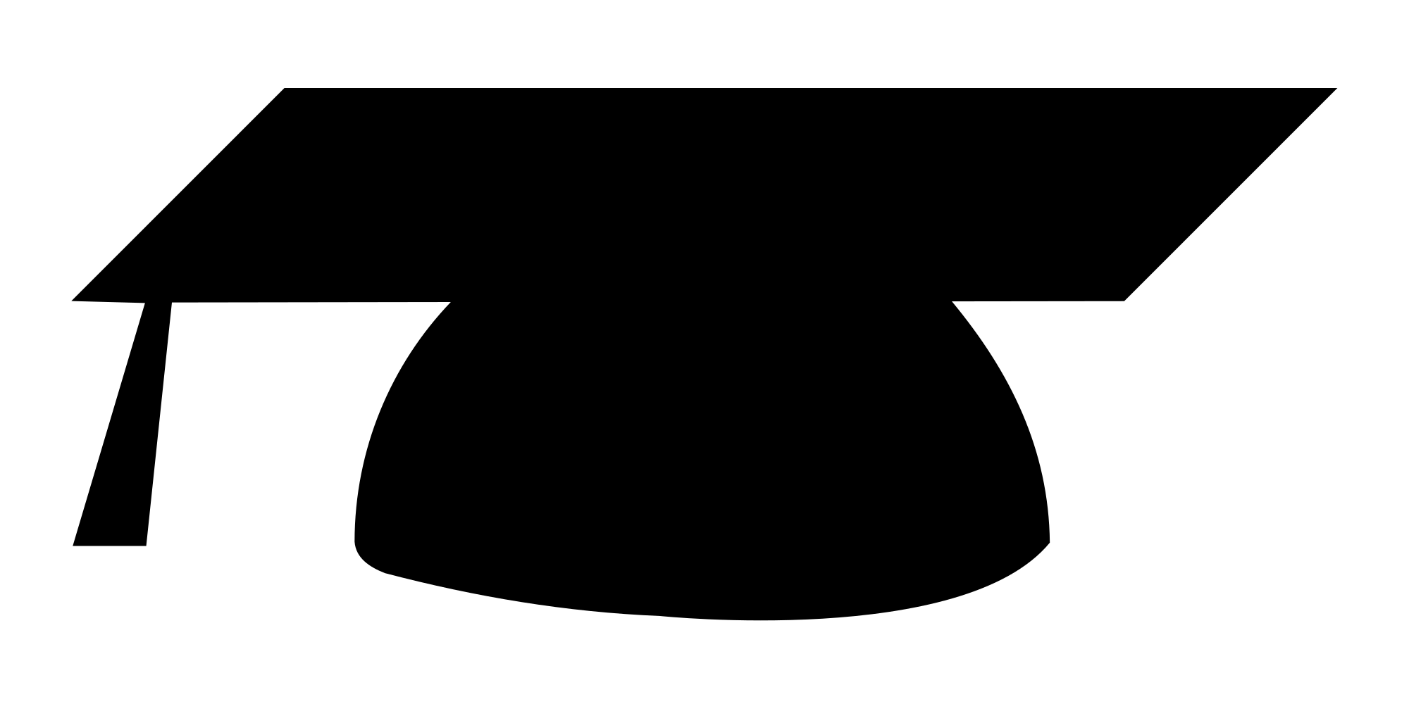 Datei:Doktorhut.svg - PNG Doktorhut
