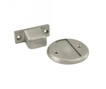MDHF25 Series - Magnetic Door Holder Flush 2-1/2u201d Diameter - PNG Door Holder