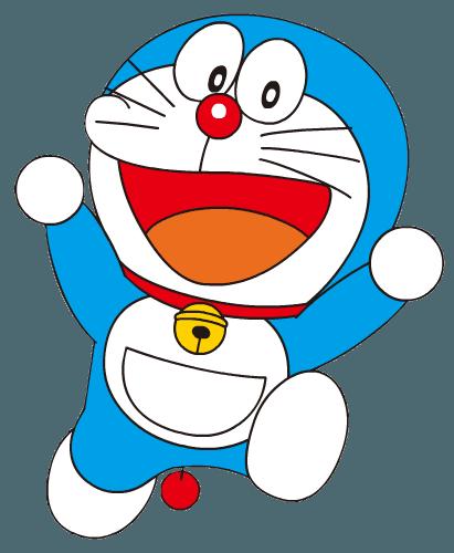 Doraemon (new PNG images)