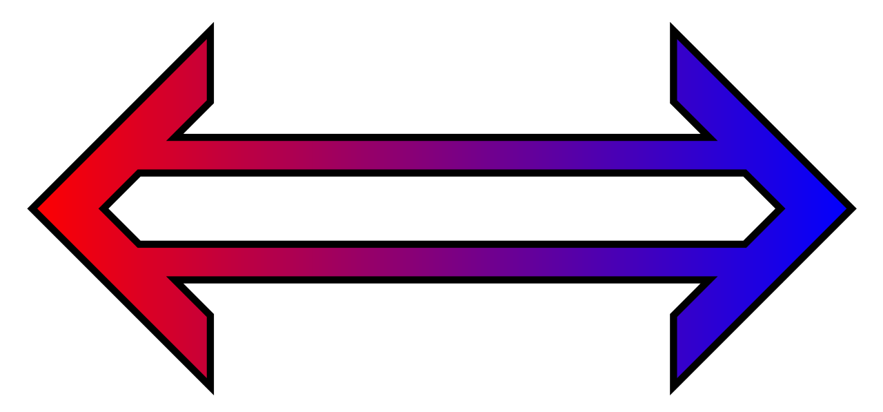 PNG Double Arrows - 83388