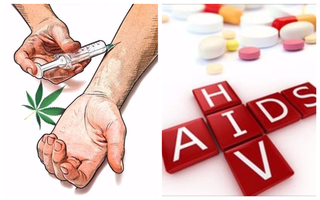 Assam: Injecting Drug Users Liable To AIDS/HIV And Hepatitis C - PNG Drug Abuse