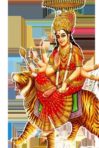 PNG Durga-PlusPNG.com-200 - PNG Durga