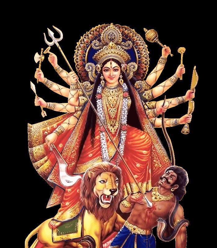 PNG Durga-PlusPNG.com-700