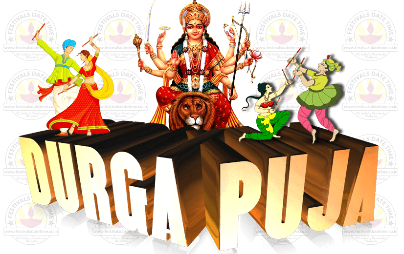 Durga Puja Transparent PNG Wallpaper Free Download - PNG Durga