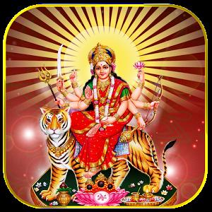 Maa Durga LiveWallpaper - PNG Durga