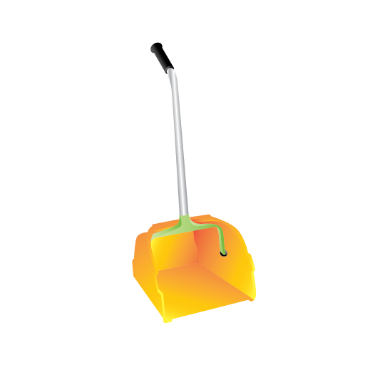 dust, dust pan, janitor, pan icon. Download PNG - PNG Dustpan