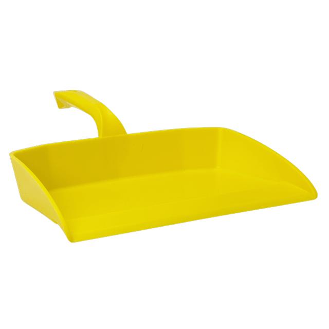 Vikan 56606 Dustpan 330 mm Yellow - PNG Dustpan