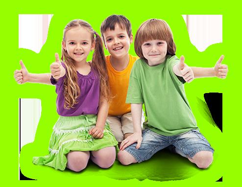 Kursy angielskiego dla dzieci - PNG Dzieci