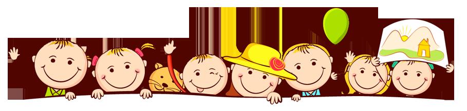 Nasze Przedszkole jak sama nazwa wskazuje, pragnie aby dzieci uczęszczające  do Naszej placówki były szczęśliwe i uśmiechnięte. - PNG Dzieci