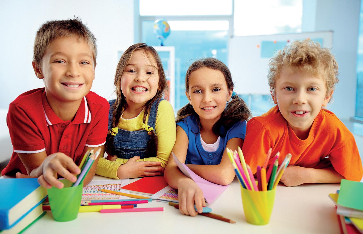 PNG Dzieci W Szkole - 60820