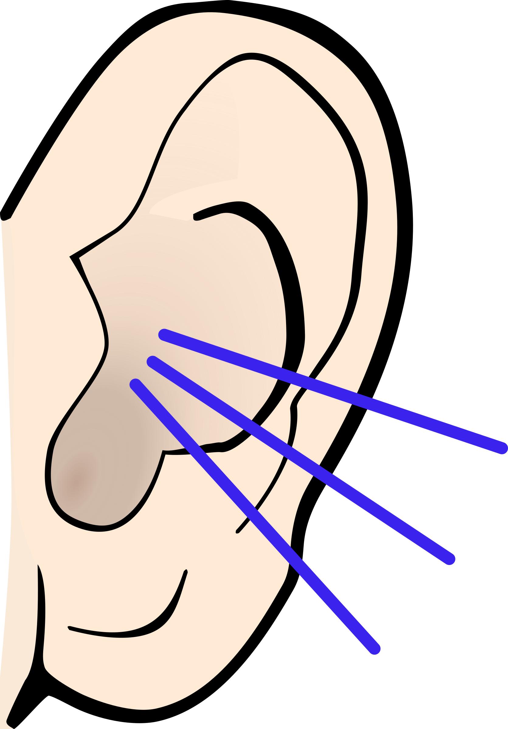 BIG IMAGE (PNG) - PNG Ears Listening