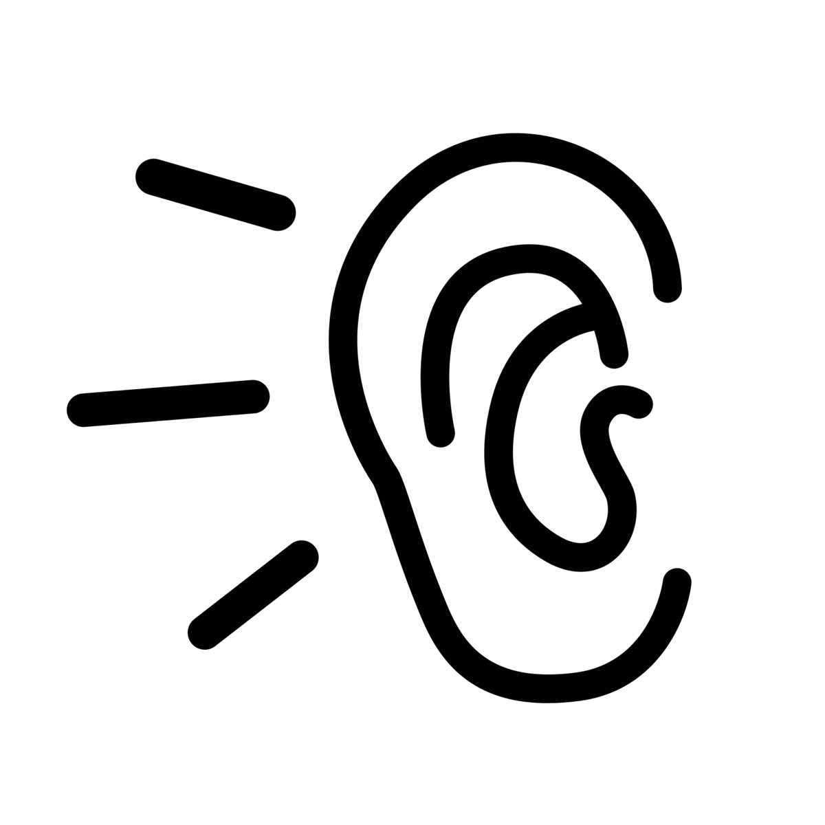 png ears listening transparent ears listening images. | pluspng