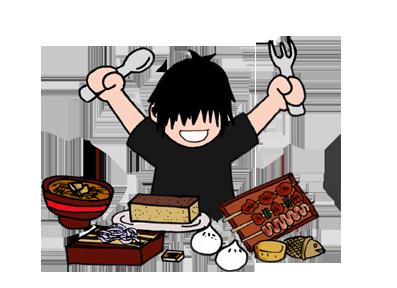 PNG Eating Food - 62630
