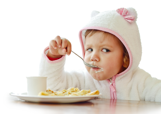 PNG Eating Food - 62636