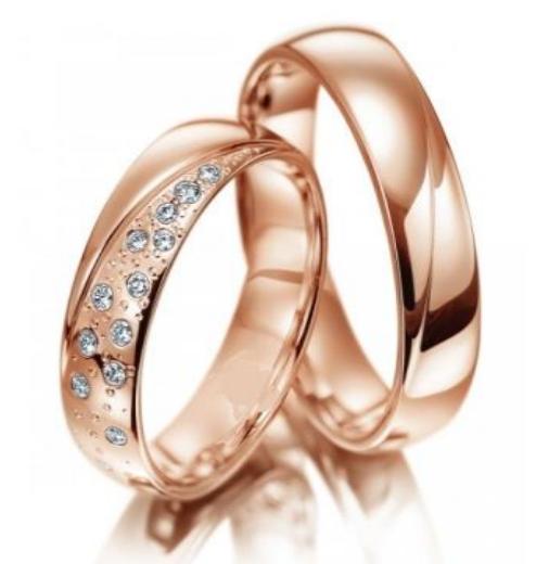 Eheringe Partnerringe Trauringe Verlobungsringe Freundschaftsringe aus  Titan mit Zirkonia / Diamant Gravur GRATIS 001 - PNG Eheringe Kostenlos