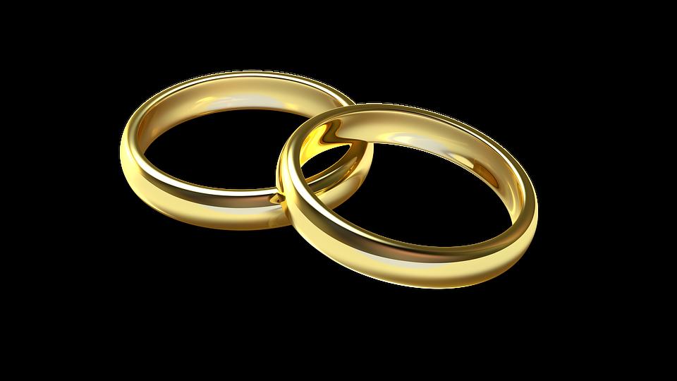 Ringe, Hochzeit, Gold, Heiraten, Goldring, Eheringe - PNG Eheringe Kostenlos