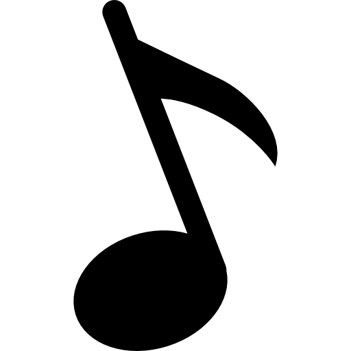 Eighth note free icon - PNG Eighth Note