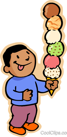 eis essen clipart - PNG Eis Essen