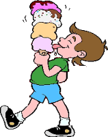Eisessen Sommerferien · Eisessen die 2x · Eisessen Sommerferien2 - PNG Eis Essen