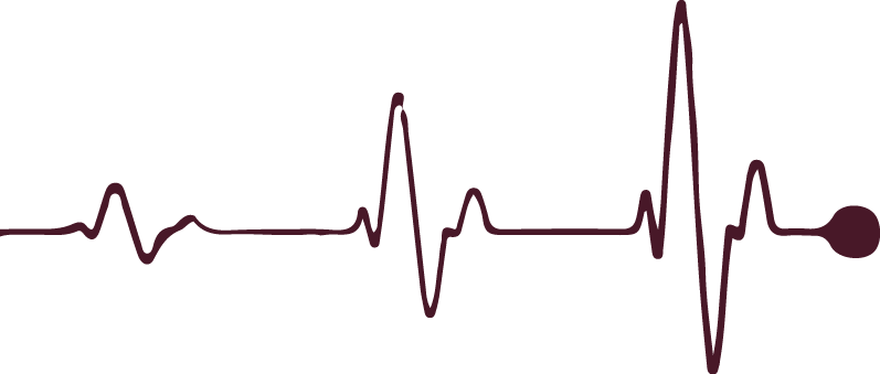 Ekg Heart Beat Clipart - PNG Ekg