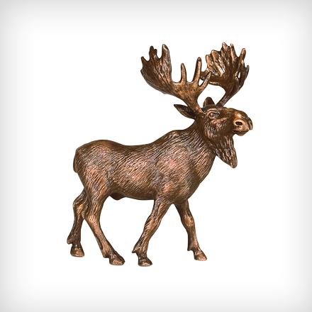 20589 Moose - PNG Elch