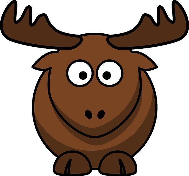 Kostenlose Vektorgrafik: Elch, Tier, Brown, Säugetiere - Kostenloses Bild  auf Pixabay - 35579 - PNG Elch