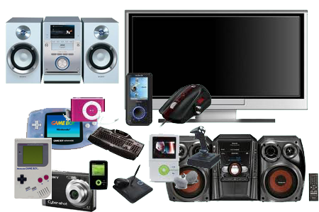 You can sell all types of Electronic Goods - PNG Electronics