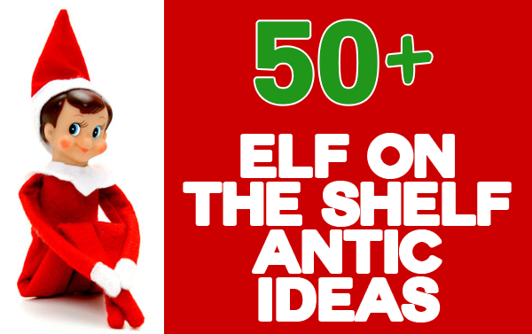 PNG Elf On The Shelf - 62879