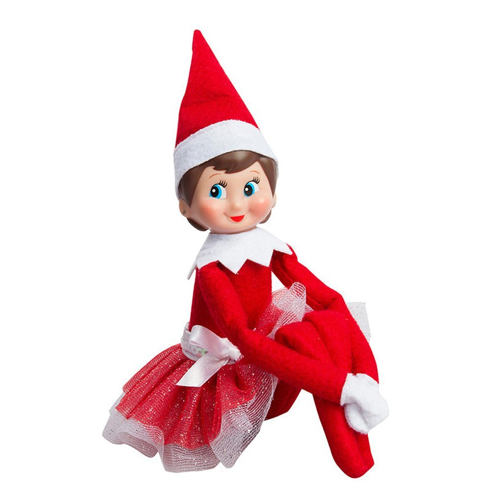 PNG Elf On The Shelf - 62873