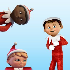 PNG Elf On The Shelf - 62878
