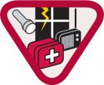 CubEmergencyPreparednessBadge.png - PNG Emergency Preparedness