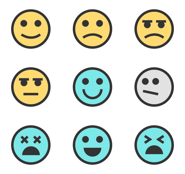 PNG Emotions Faces