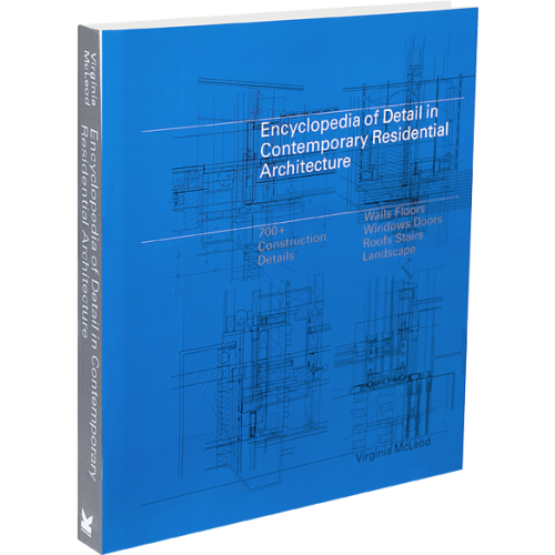 Encyclopedia of Detail in Contemporary Residential Architecture -  Residential Architecture - Architecture - Category - PNG Encyclopedia