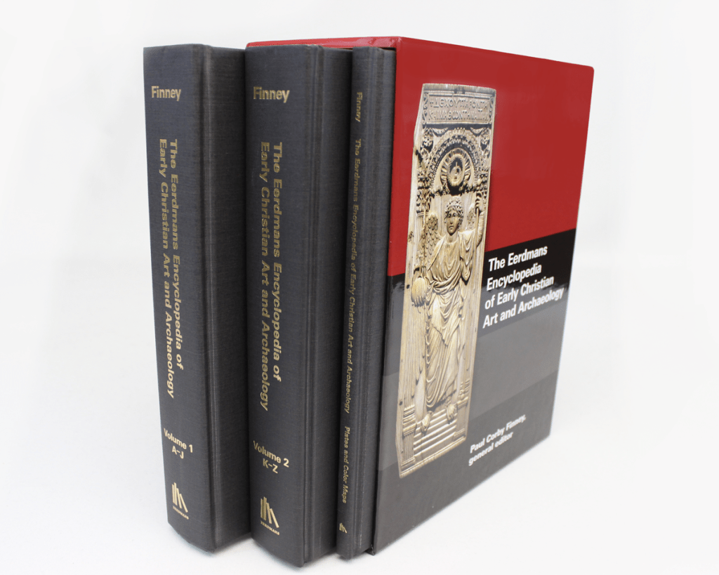 Explore the new Eerdmans Encyclopedia of Early Christian Art and Archaeology - PNG Encyclopedia